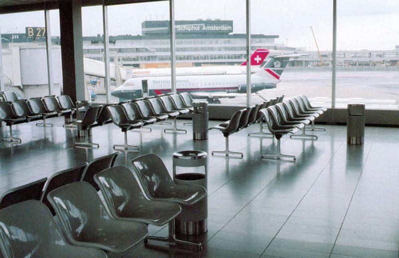 Schiphol Flughafen Amsterdam2