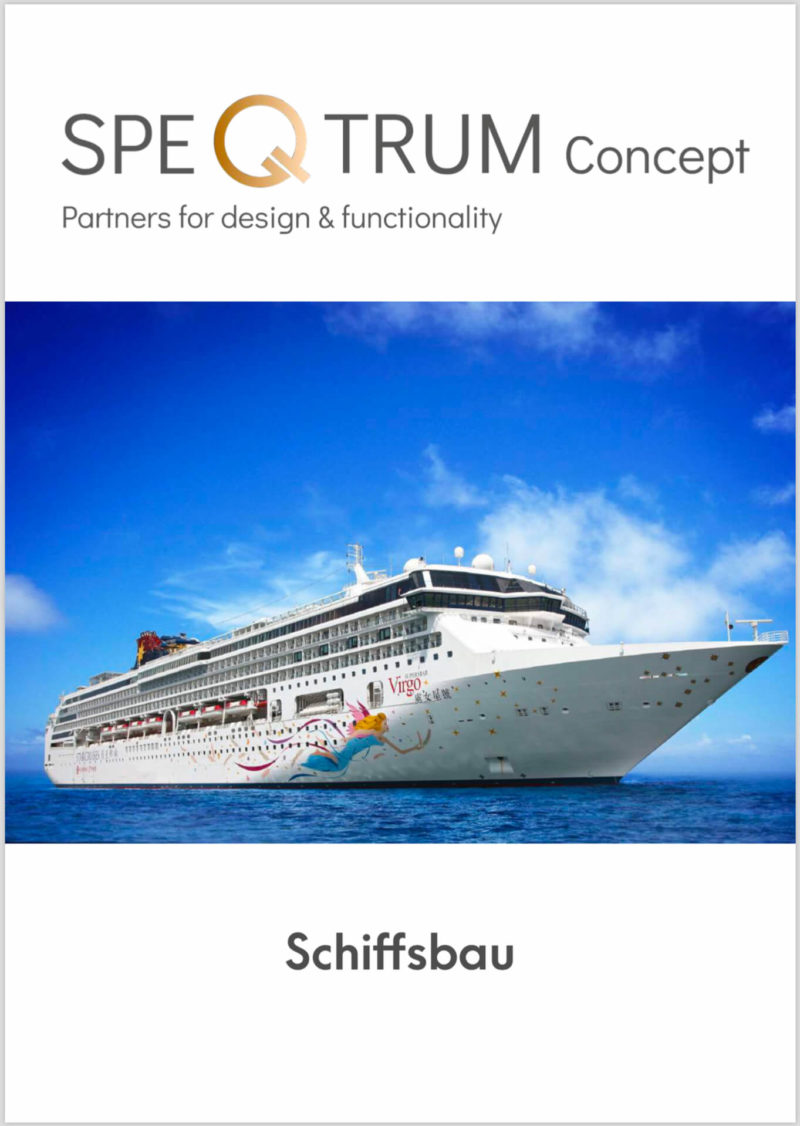 Schiffsbau Speqtrum Concept