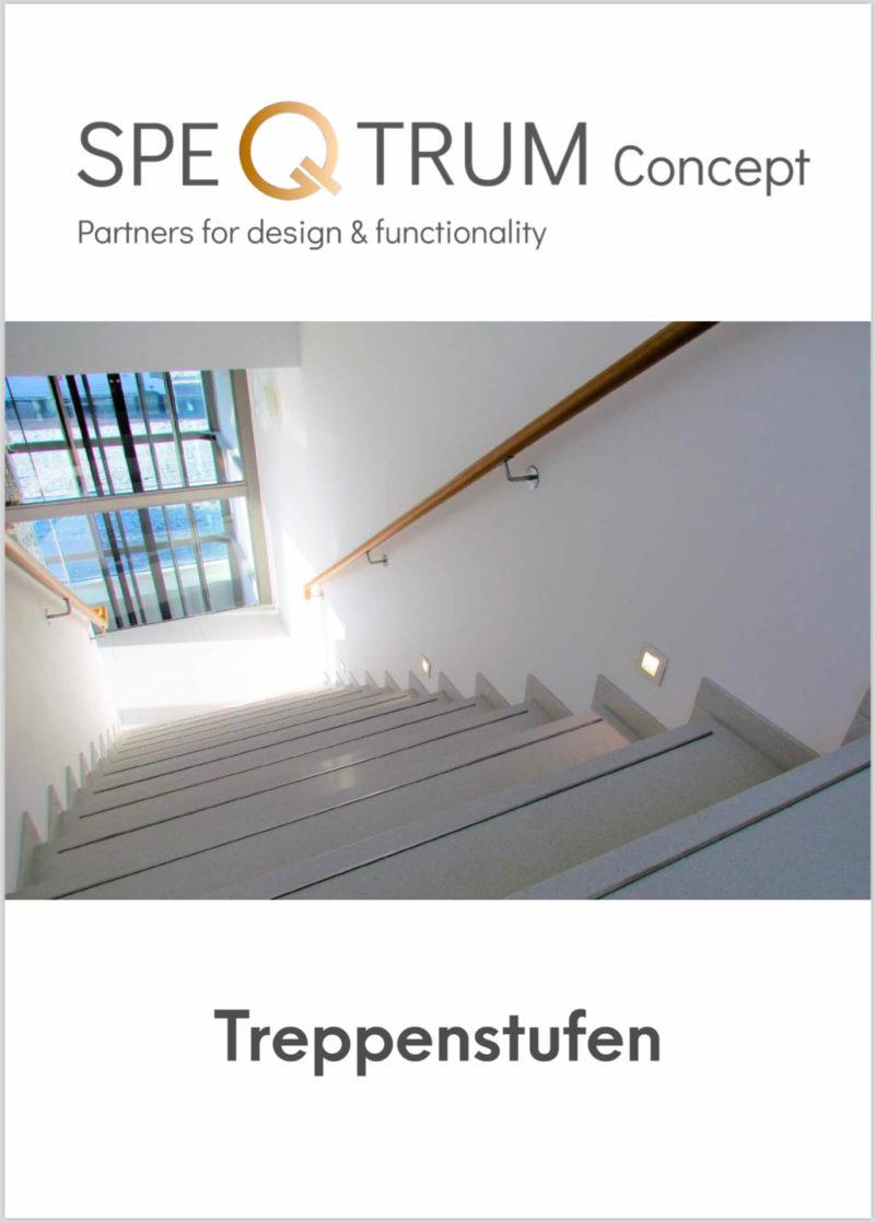 Treppenstufen Speqtrum Concept