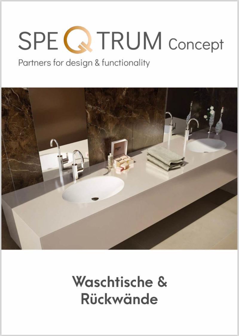 Waschtische Speqtrum Concept