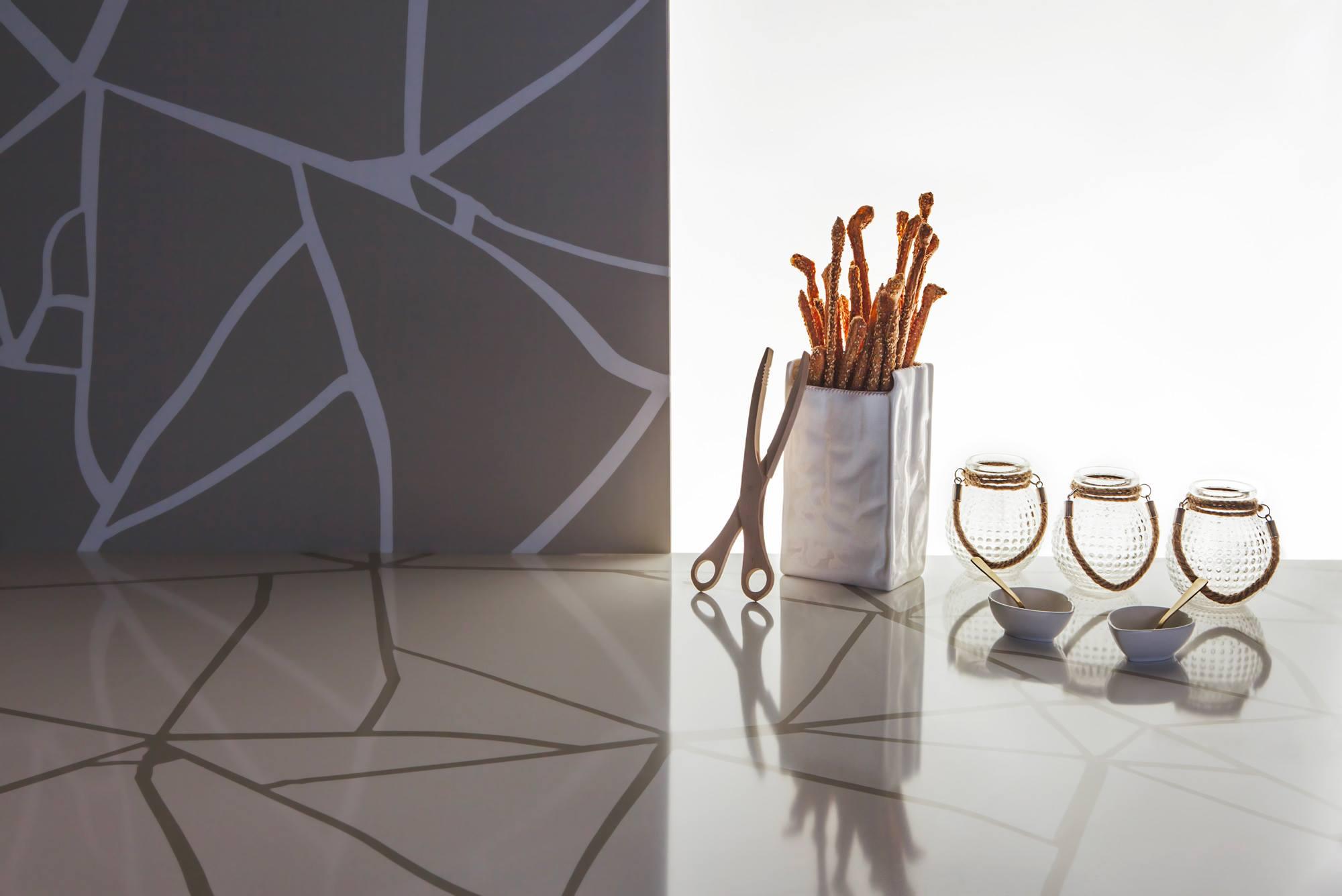Craken Stone Italiana Partner Abdeckplatten Tresen Theken Verkleidung